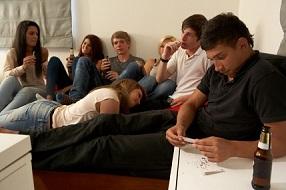 alcohol adolescentes