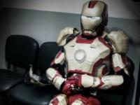 El extraño caso del Iron Man urbano en el que te puedes inspirar