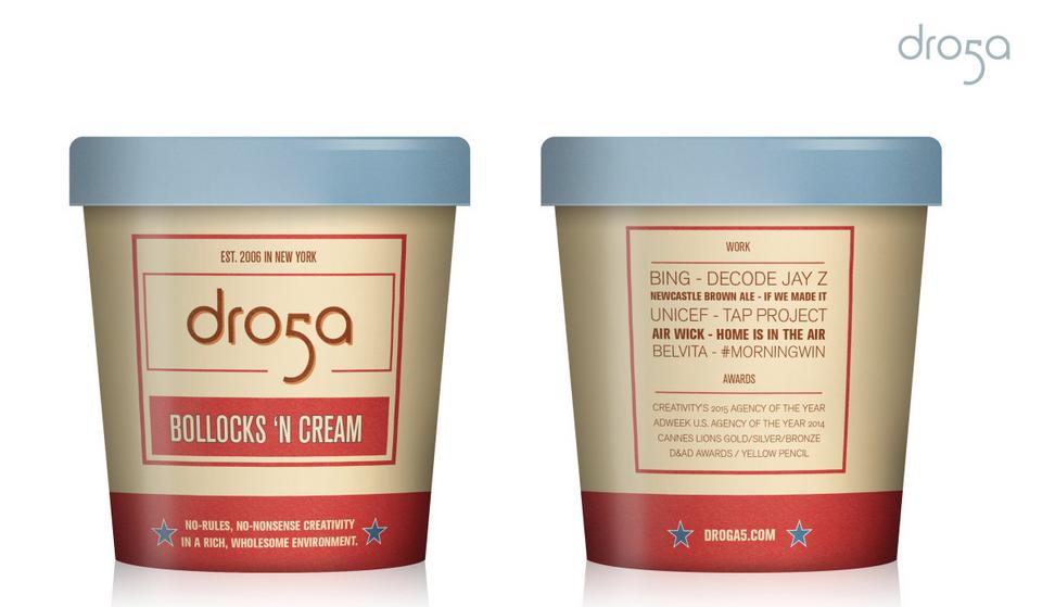 agencias sabores helado