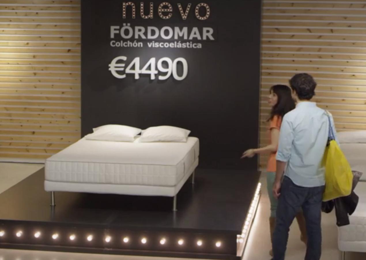Los Más Colchones Sus Ikea Demostrar Para Coloca A Un Cero De Que MVzpSU