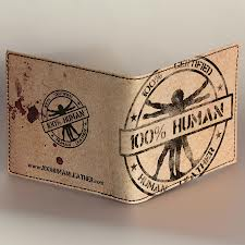 human leather