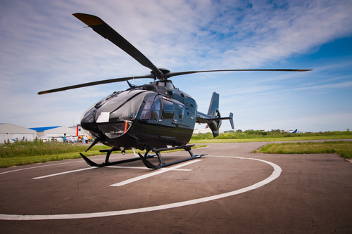 uber renta helicopteros