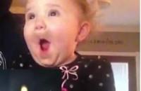 Bebés reaccionan al ver el trailer de Star Wars