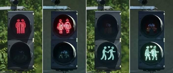 Semáforos Viena
