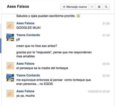 Ases Falsos chat 2