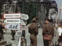 Impactante video a color: así quedó Berlín tras 363 bombardeos