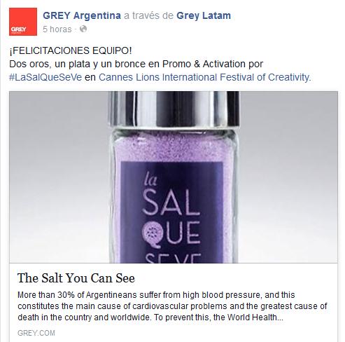 grey argentina FB