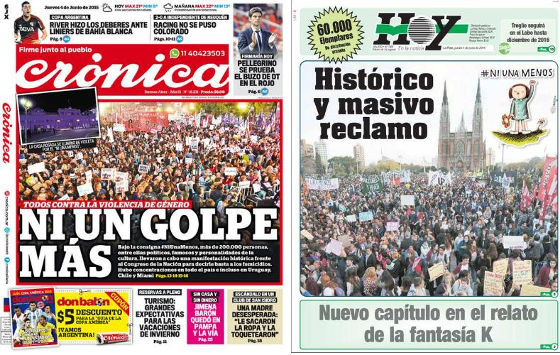 medios - cronica