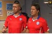 Parodia española de selección chilena se vuelve viral