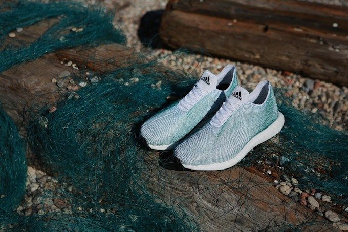 Adidas and Parley for the Oceans showcase concept footwear