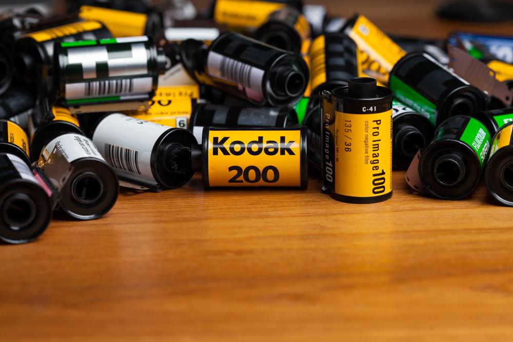 Kodak anuncia su propia criptomoneda y acelera el precio de las acciones