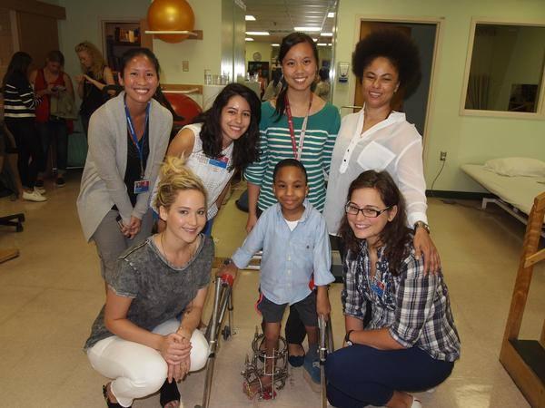 Jennifer Lawrence Hospital 2
