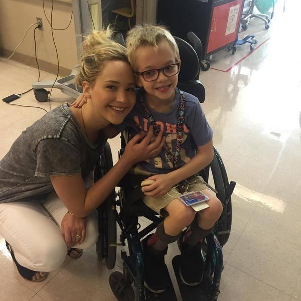 Jennifer Lawrence Hospital 4