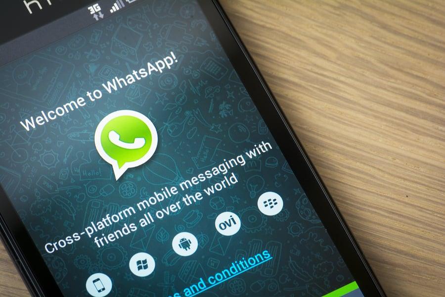 Los jóvenes se levantan y se acuestan con WhatsApp | Revista Merca2.0