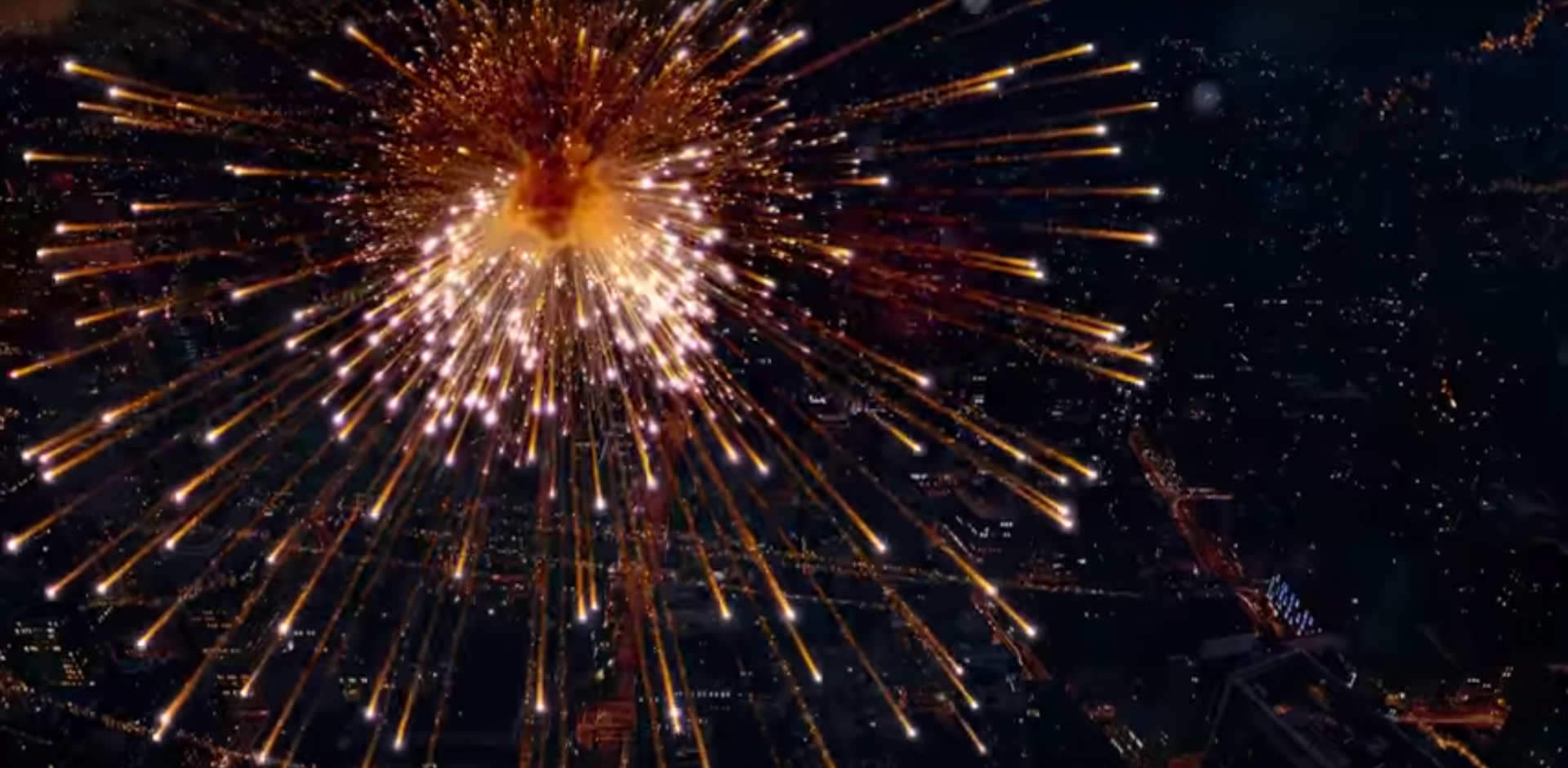 Fuegos Artificiales Para El Nuevo Spot De Sony Revista Merca2 0