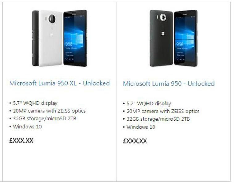 Microsof Lumia