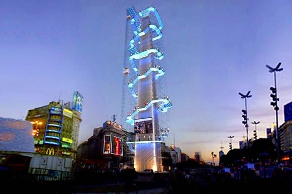 obelisco bicentenario