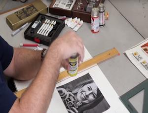 ¿Cómo se hacían los anuncios antes de que existiera Photoshop? Este vídeo te lo muestra | Revista Merca2.0