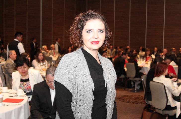 Carla Barajas, directora de estrategia comercial de Quantum