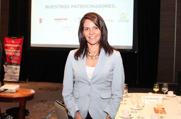 Claudia Galaviz, ejecutiva de Grupo POL.