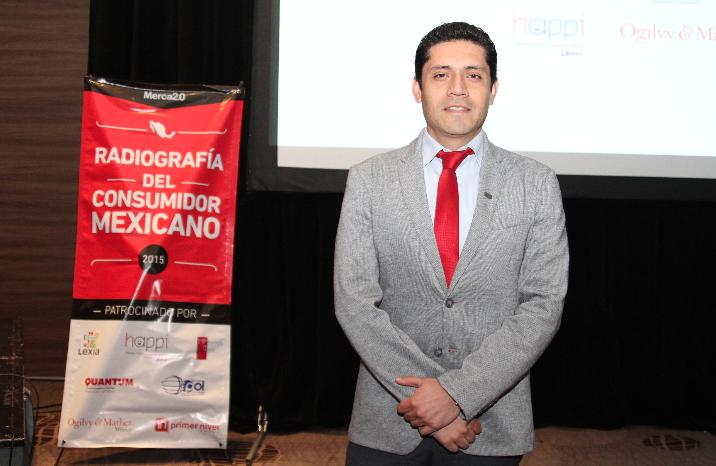 Luis Edgar González, gerente de marketing de Sodexo.
