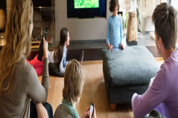 audiencias television