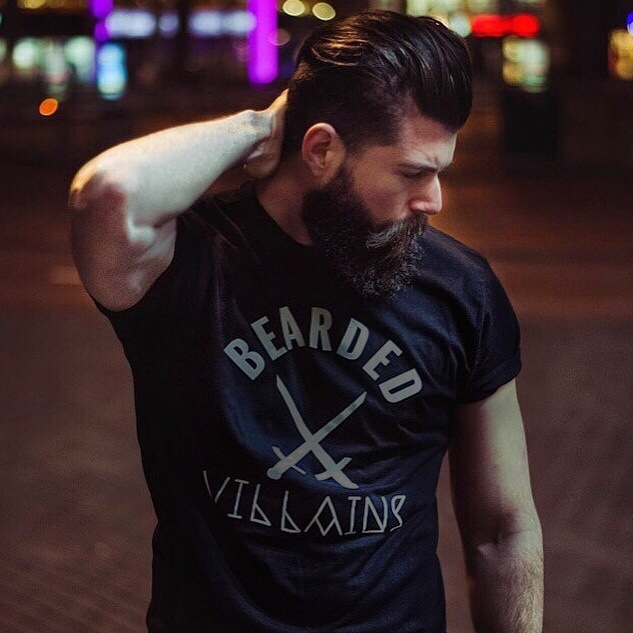 bearded villains 1