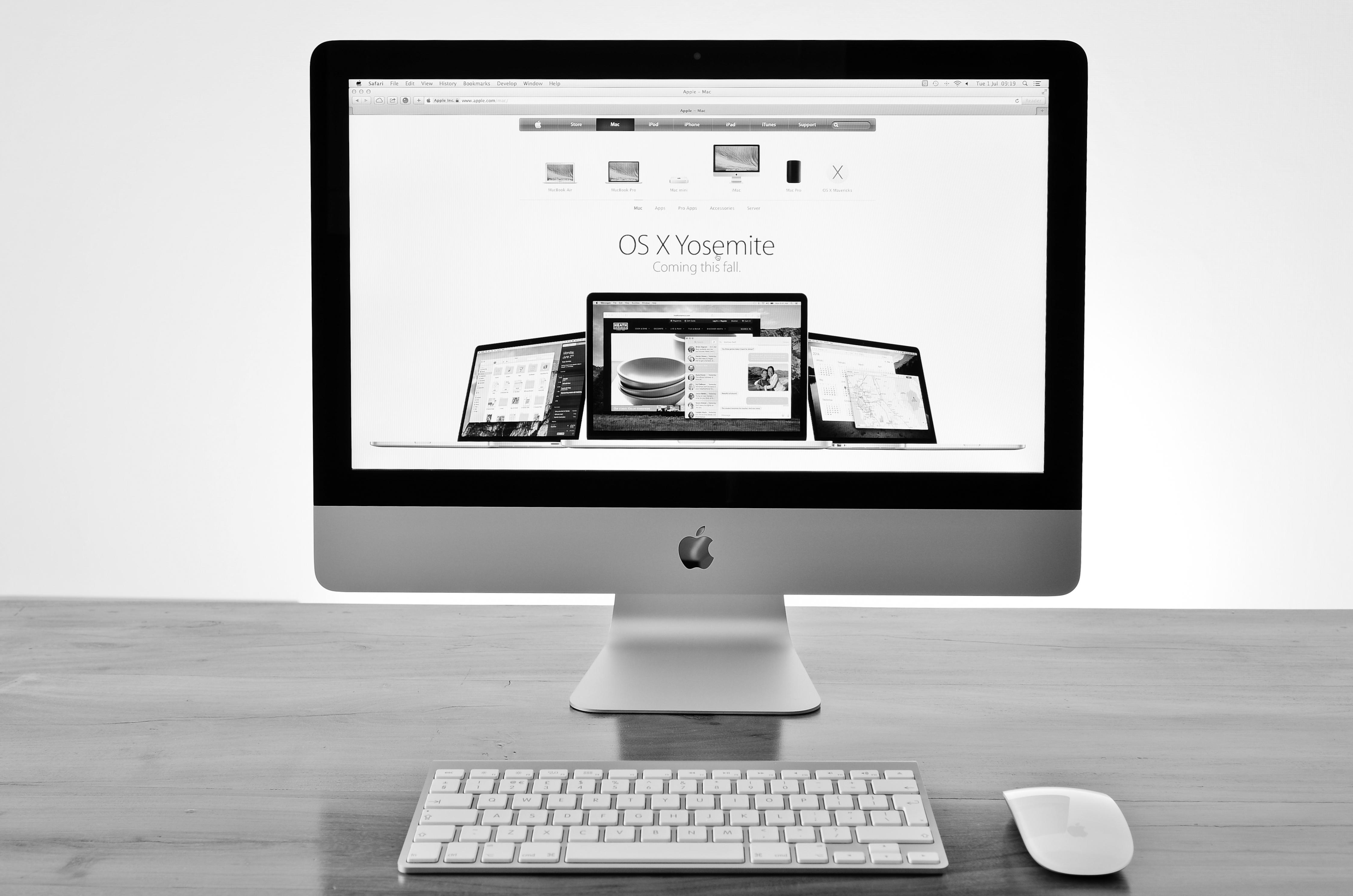 Apple podría estar por renovar su mouse, teclado y trackpad