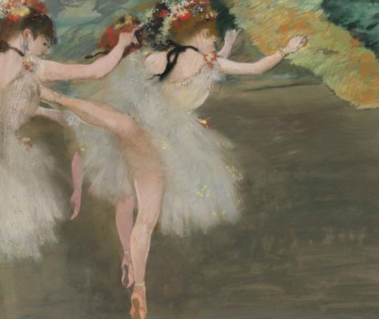 Degas Danseuses