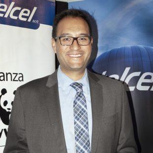 Marcos Linares, subdirector de Marketing de Telcel.