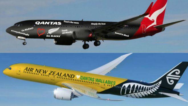 aerolineas NZ AUS