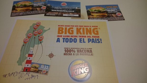 big king dos pisos