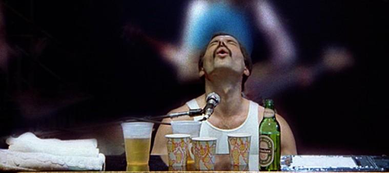 Freddie y Heineken. Una imagen que la marca explota de tanto en tanto.