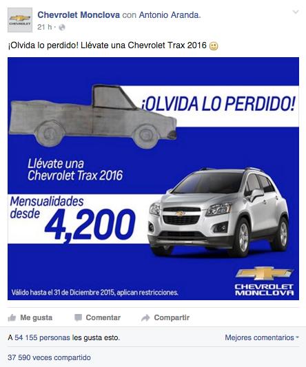 Chevrolet Monclova