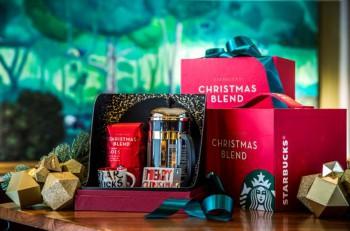 Starbucks Xmas VIP Kit