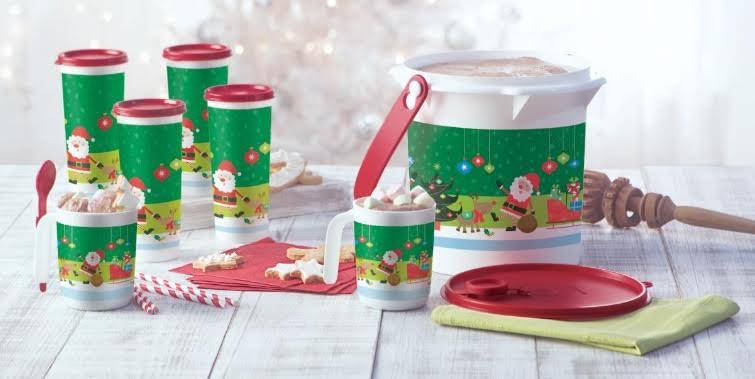 Trivia tupperware te invita a celebrar navidad con sus for Productos de navidad