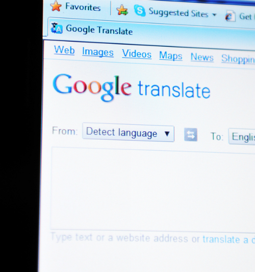 Resultado de imagen para El misterio del traductor
