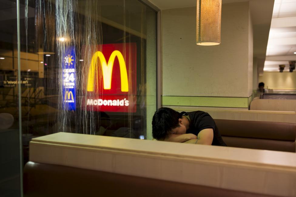 McDonald's coronavirus