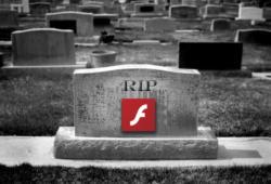 Adobe Flash dejará de funcionar
