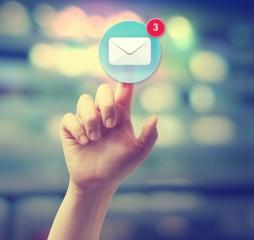 Comunicados email