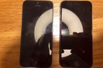 iPhone de 4 pulgadas
