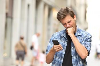 Smartphone fail