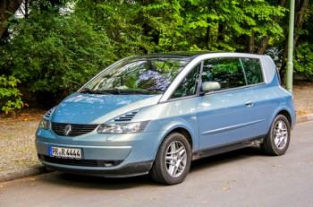 Un auto Renault. Imagen: Shutterstock.