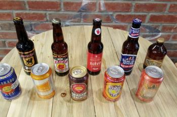 Las cervezas que le enviaron a Peyton Manning. Imagen: CraftBeer.com