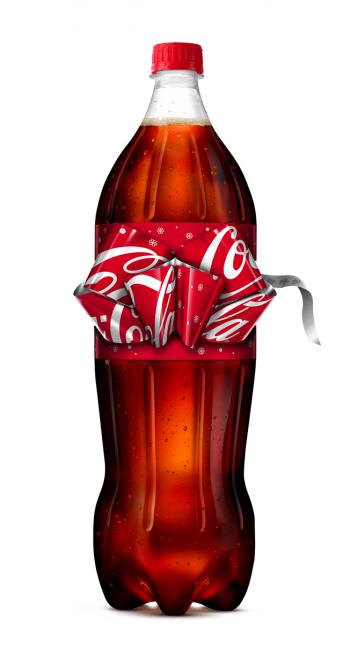 Coca Cola Etiqueta