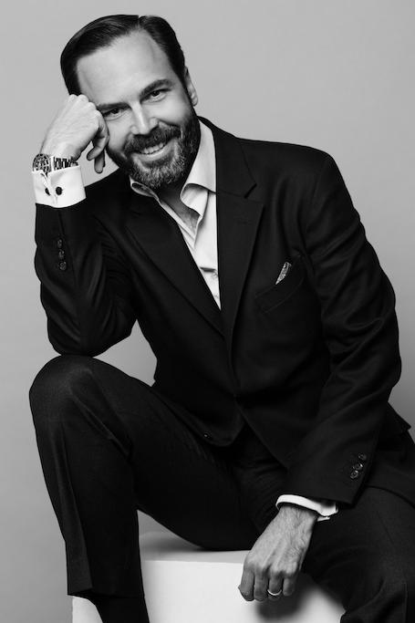 Joaquín Colino, Director Digital de Condé Nast. Foto: Germán Nájera.