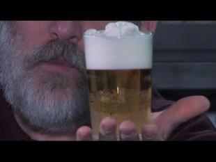espuma cerveza