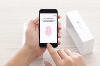 iPhone Seguridad Touch ID