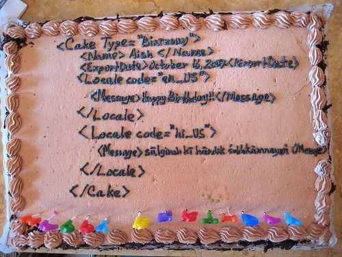 pastel con codigo 2