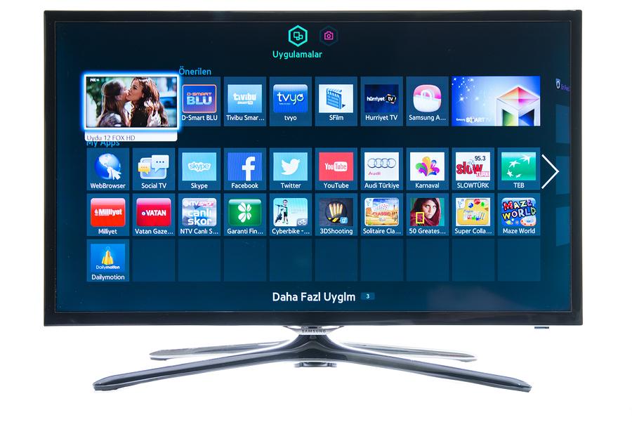 Samsung Smart Tv Sovelluskauppa